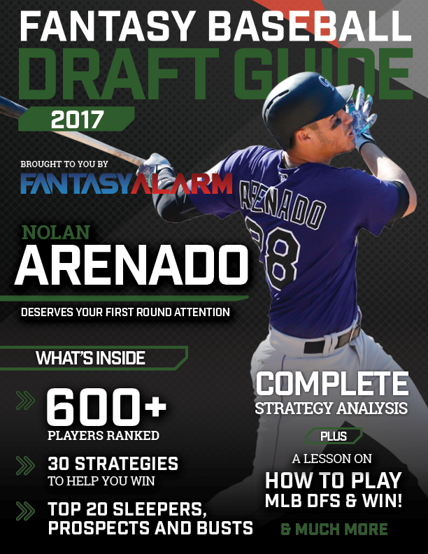 2017 MLB Draft Guide