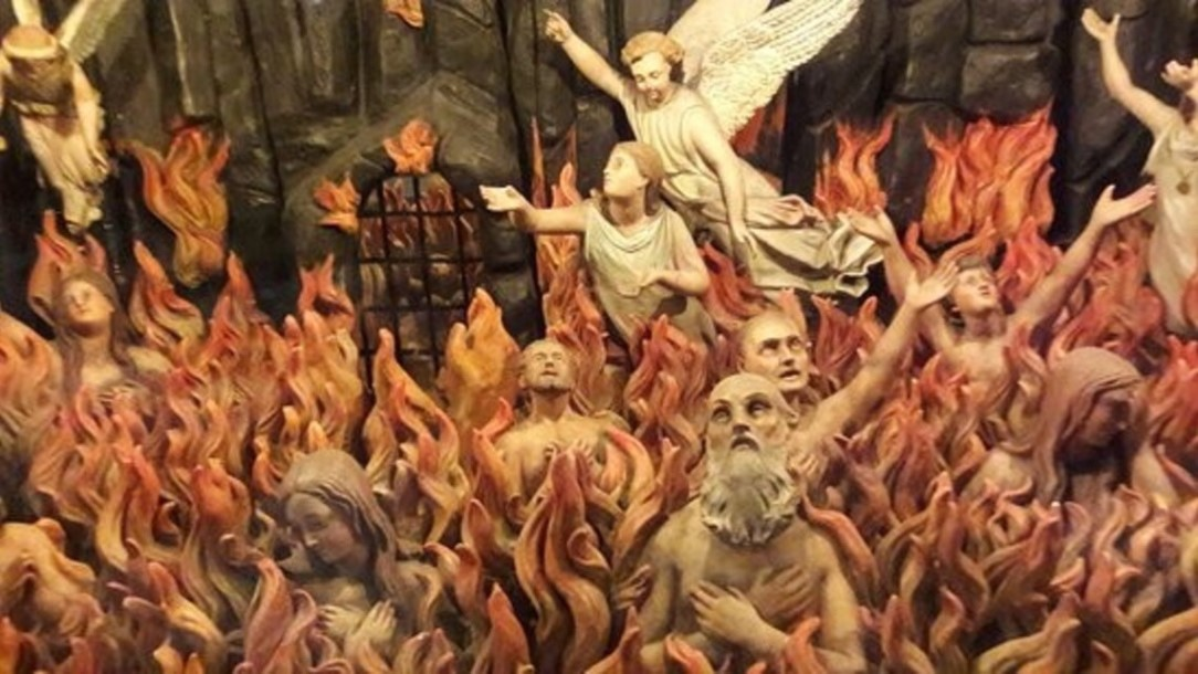 Purgatory on Earth – HOPE IN THE STORM