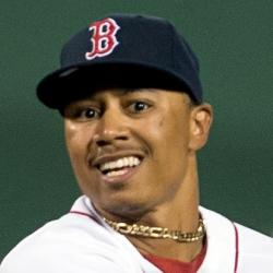 Mookie Betts Headshot