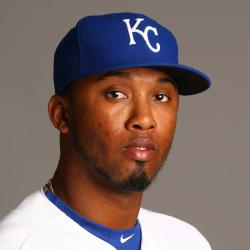 Alcides Escobar Headshot