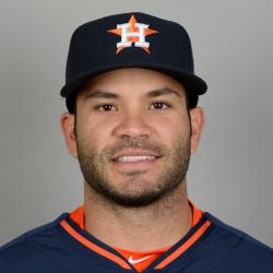 Jose Altuve Headshot