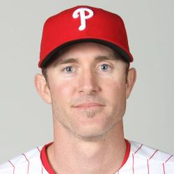 Chase Utley Headshot