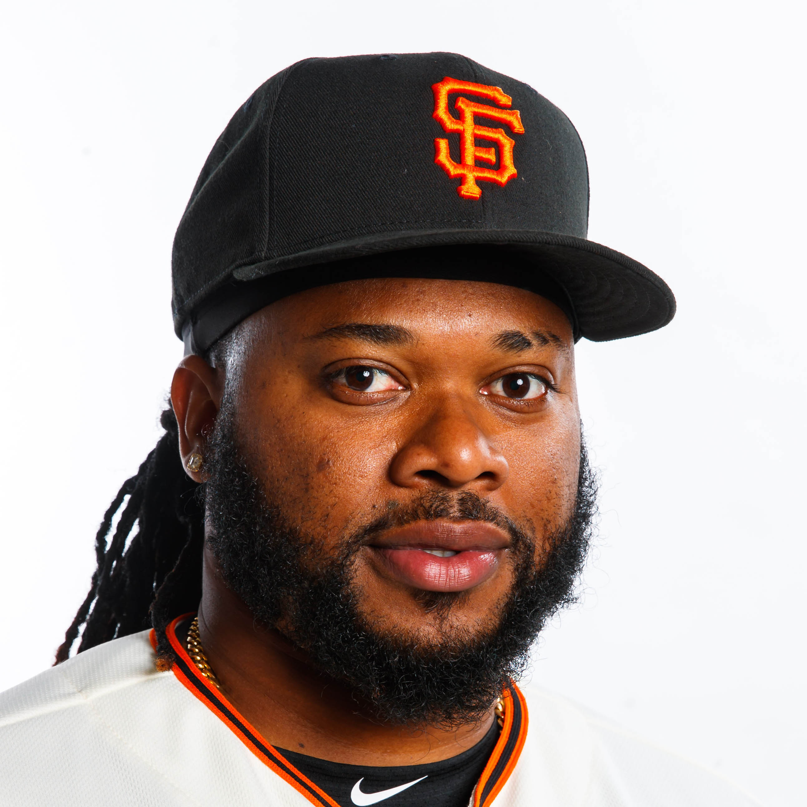 Johnny Cueto (R) Headshot
