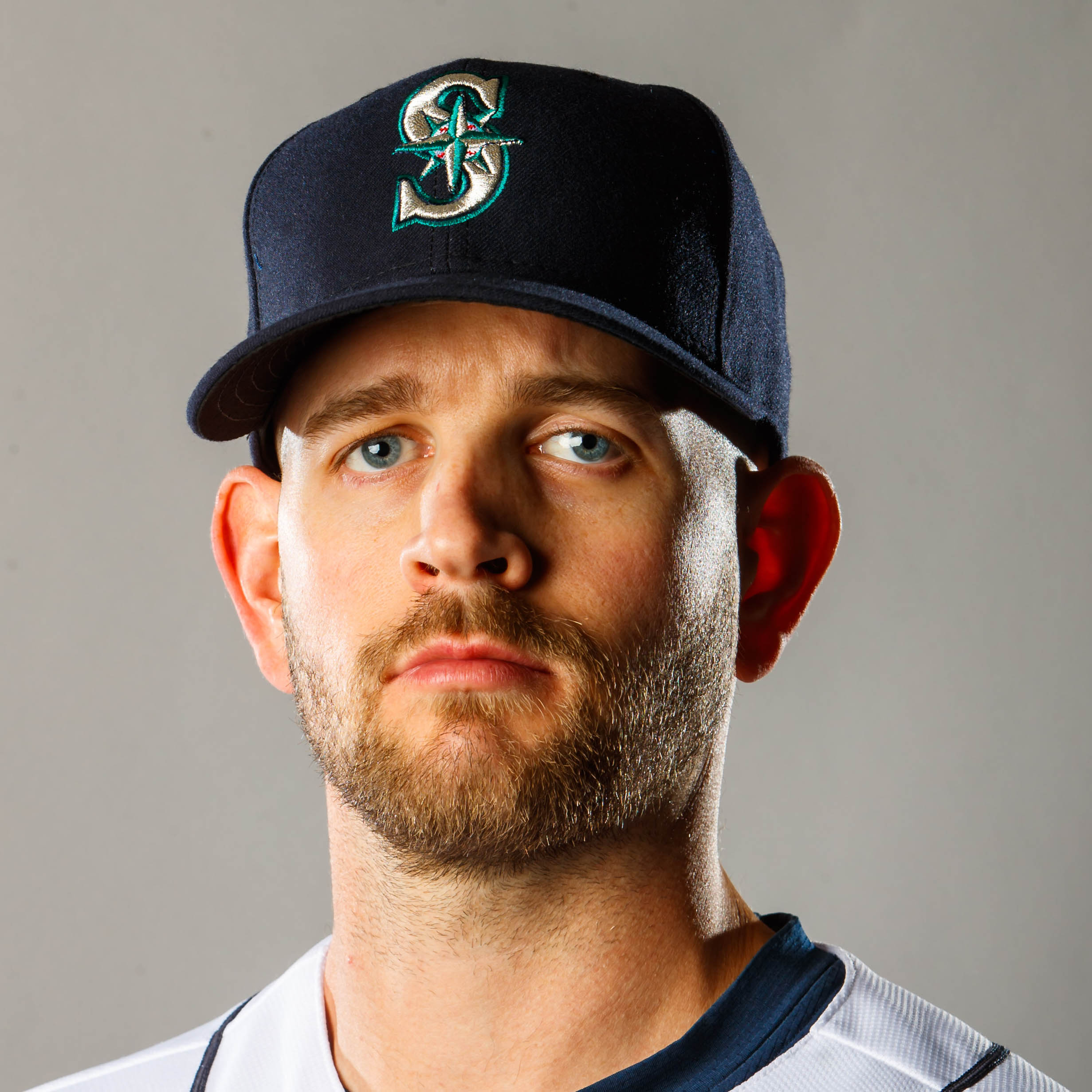 James Paxton Headshot