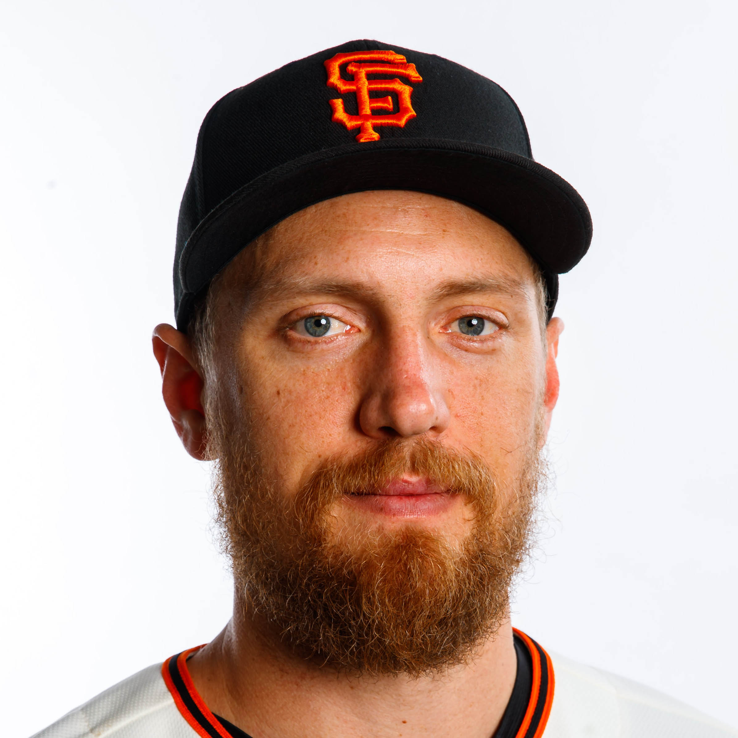 Hunter Pence (R) Headshot