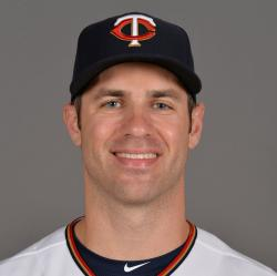 Joe Mauer Headshot