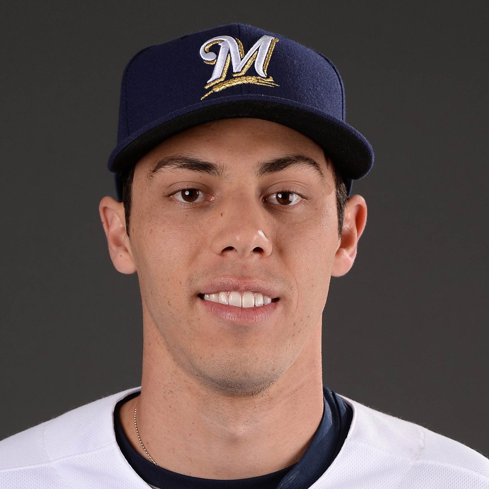 Christian Yelich (L) Headshot