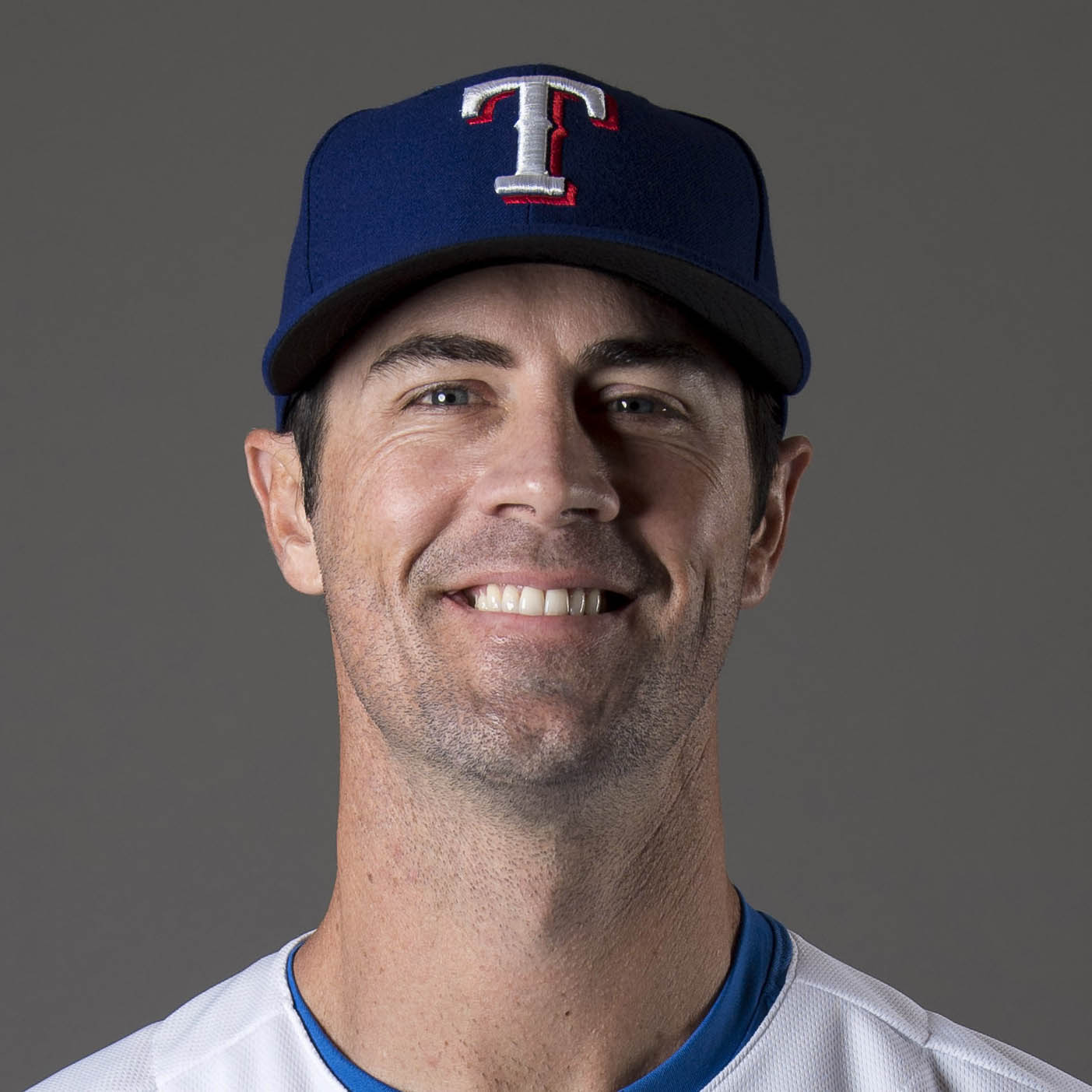 Cole Hamels (L) Headshot