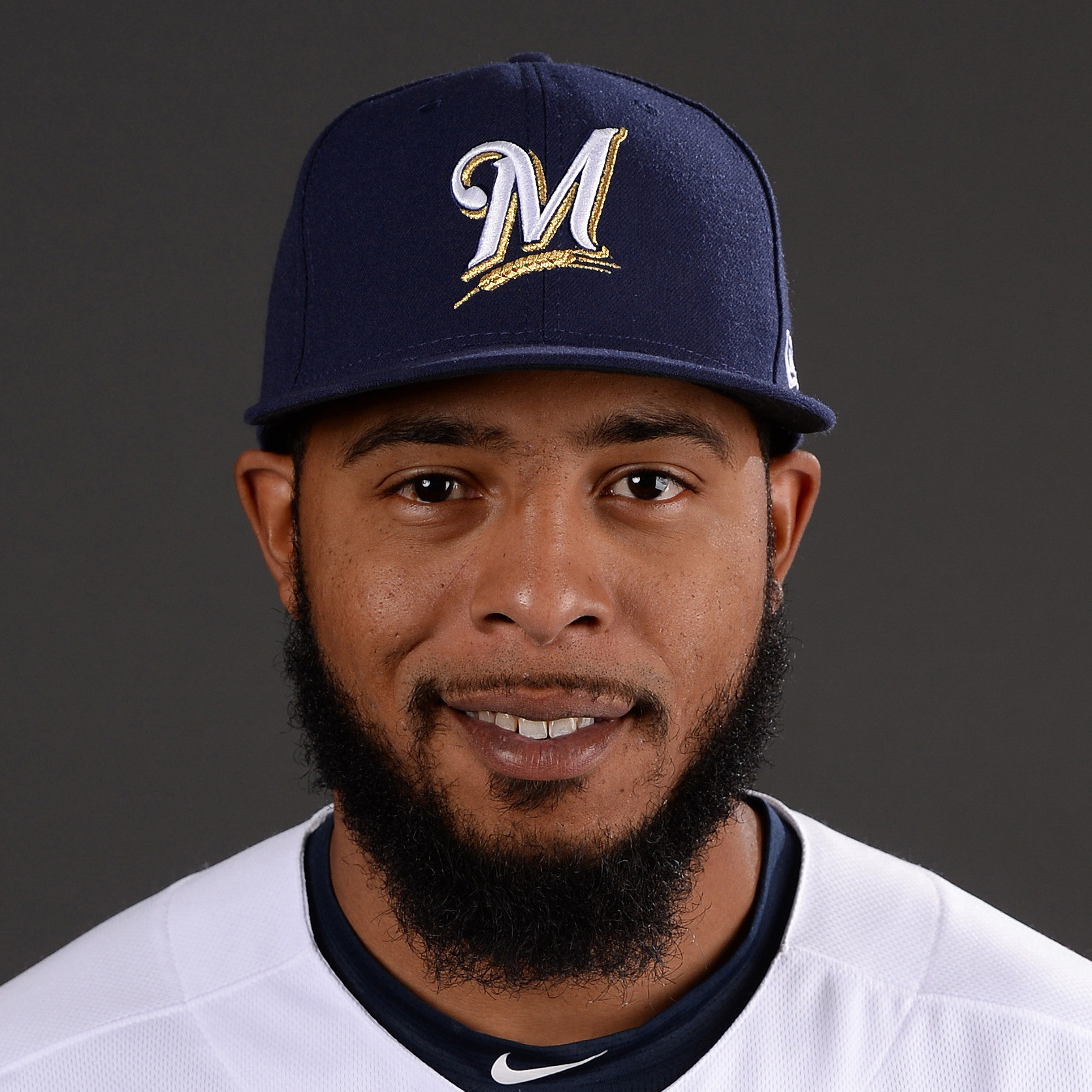 Jeremy Jeffress (R) Headshot