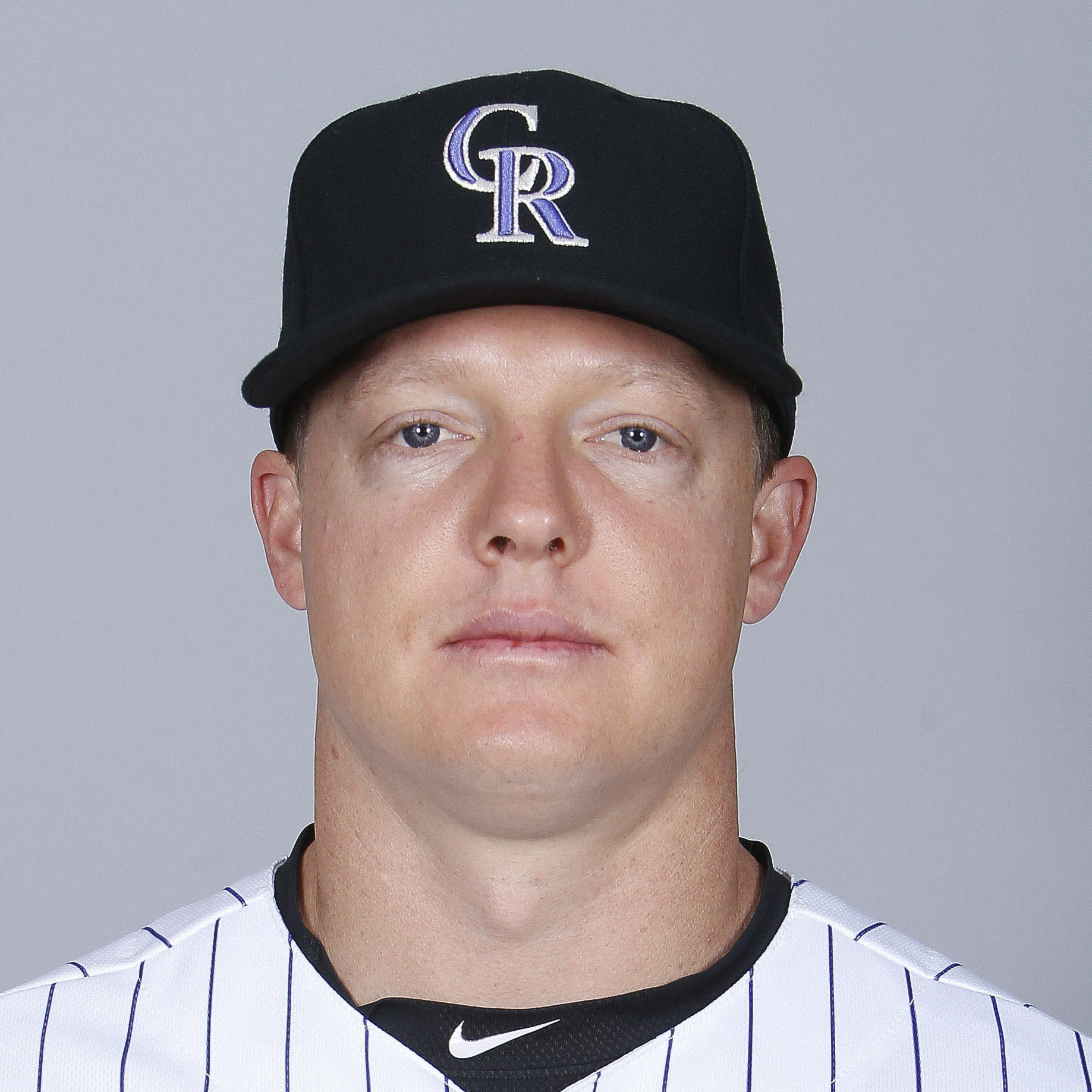 Nick Hundley Headshot
