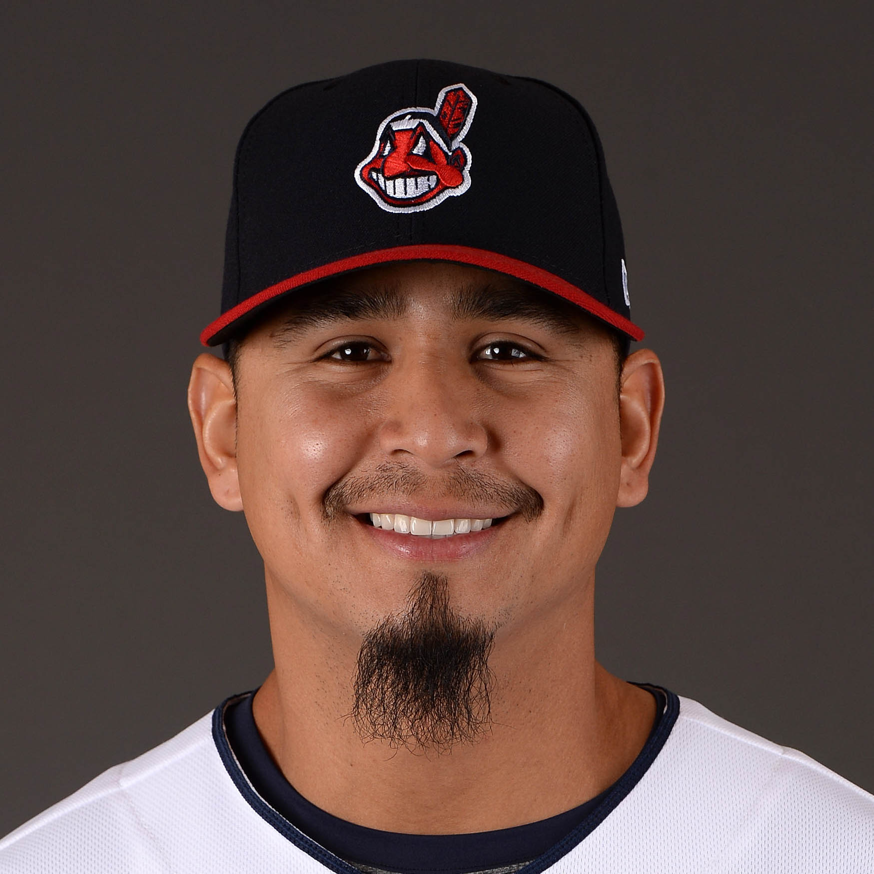 Carlos Carrasco (R) Headshot