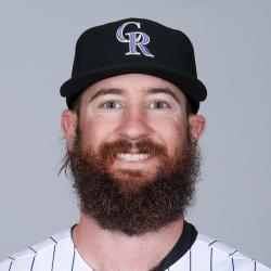 Charlie Blackmon Headshot