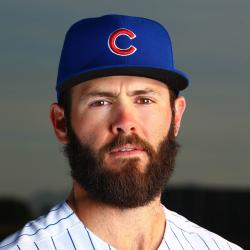 Jake Arrieta (R) Headshot