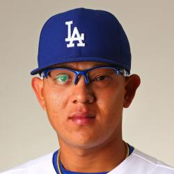 Julio Urias Headshot
