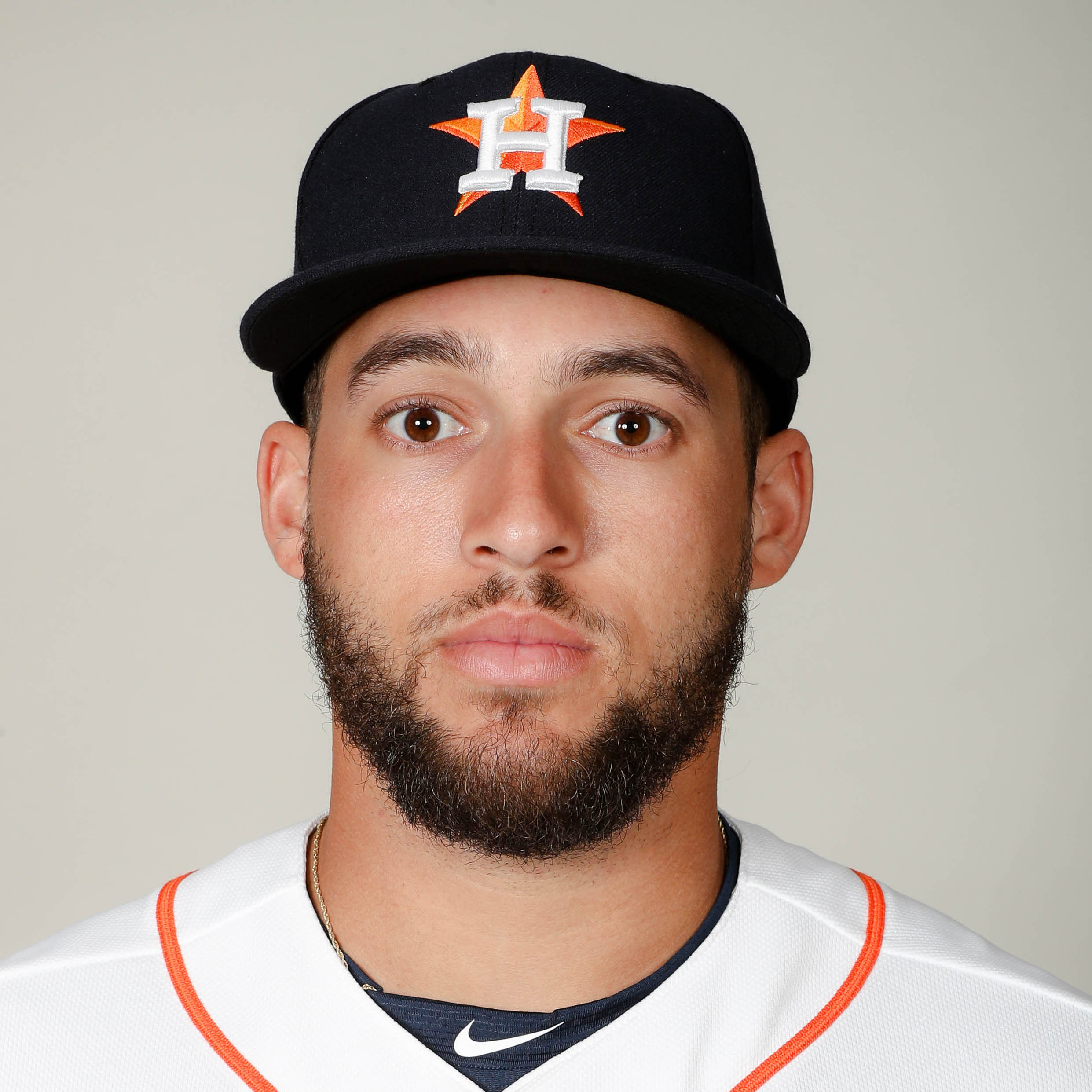 George Springer (R) Headshot
