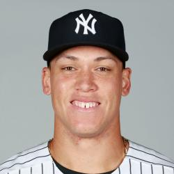 Aaron Judge Headshot