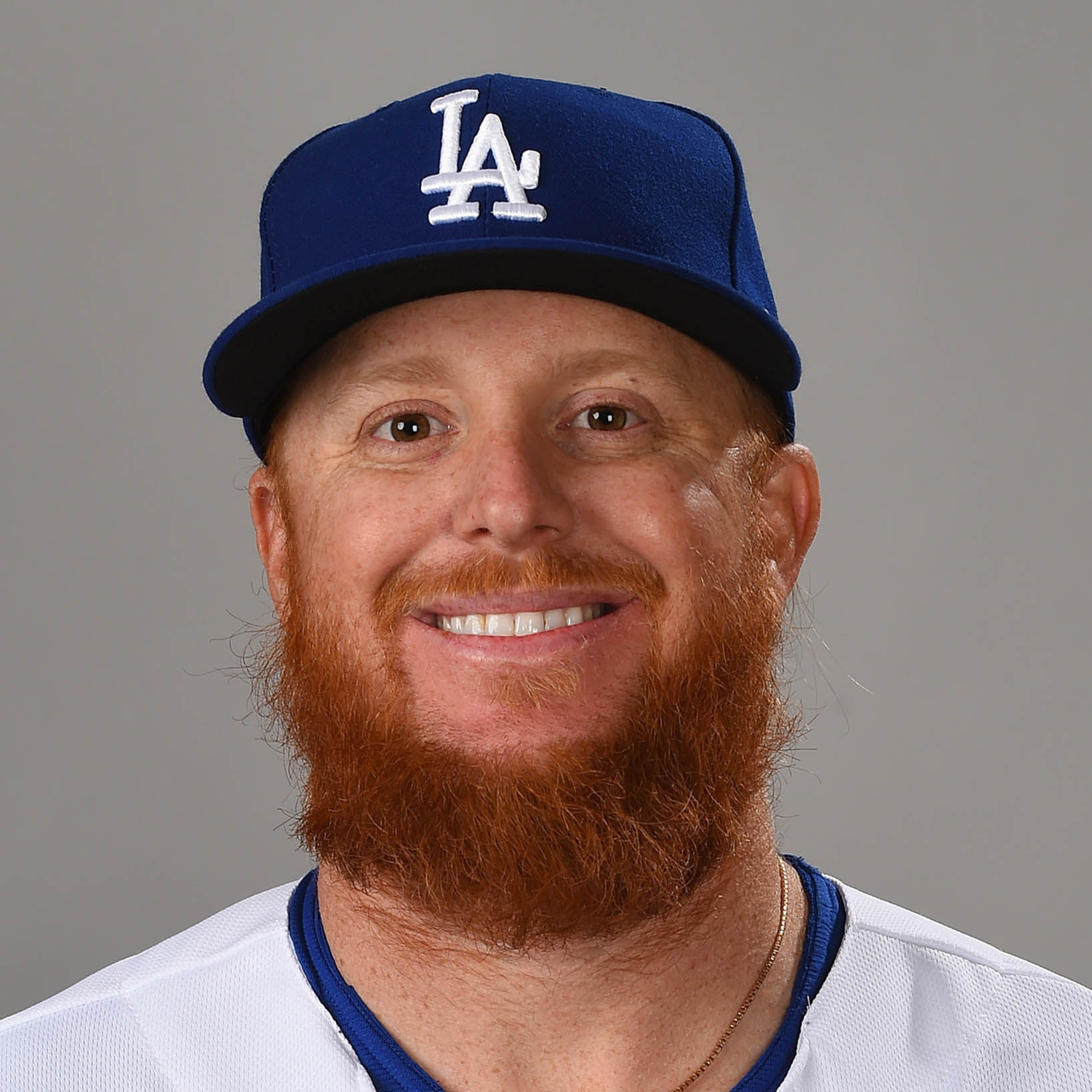 Justin Turner (R) Headshot