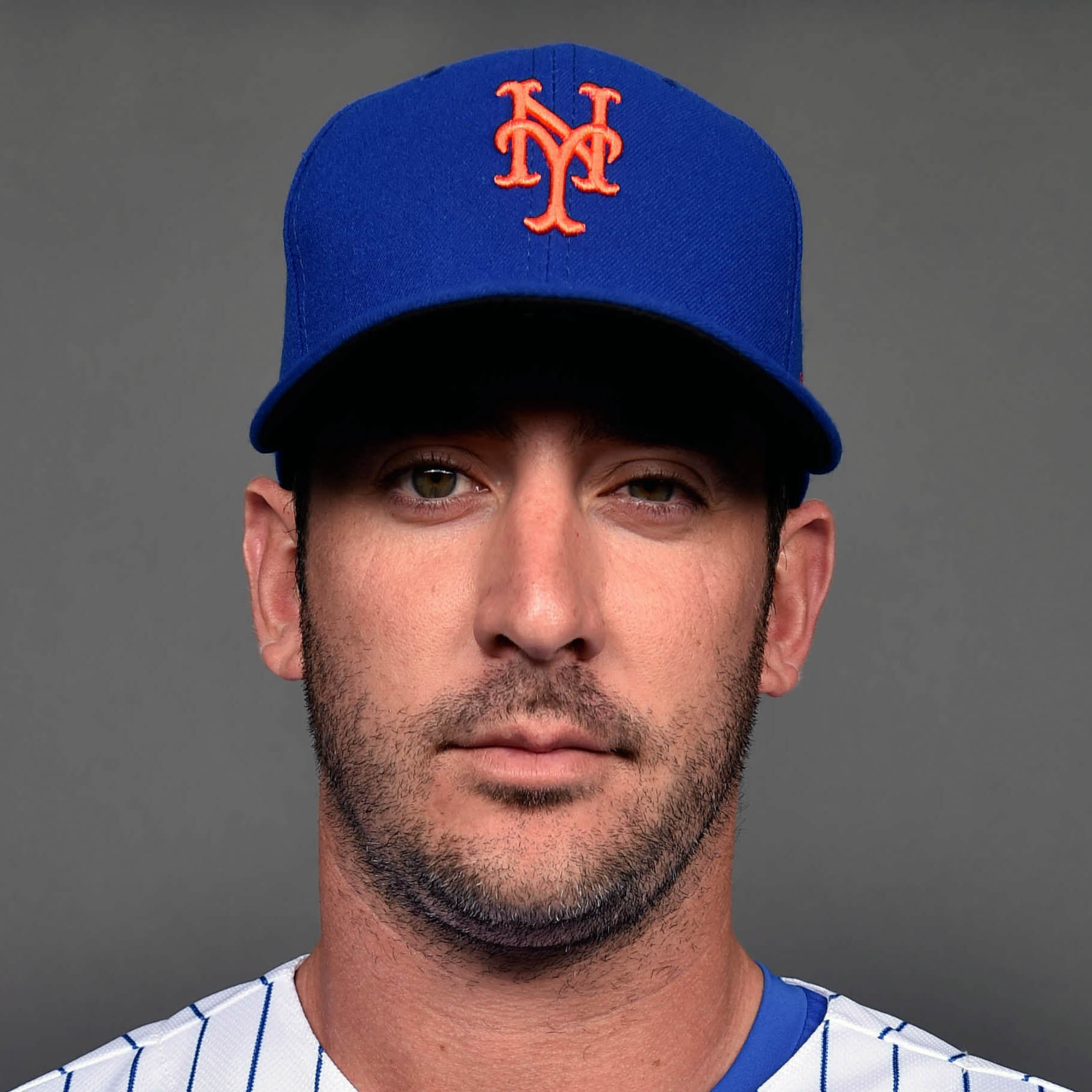 Matt Harvey Headshot