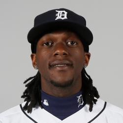 Cameron Maybin Headshot