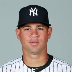 Gary Sanchez Headshot