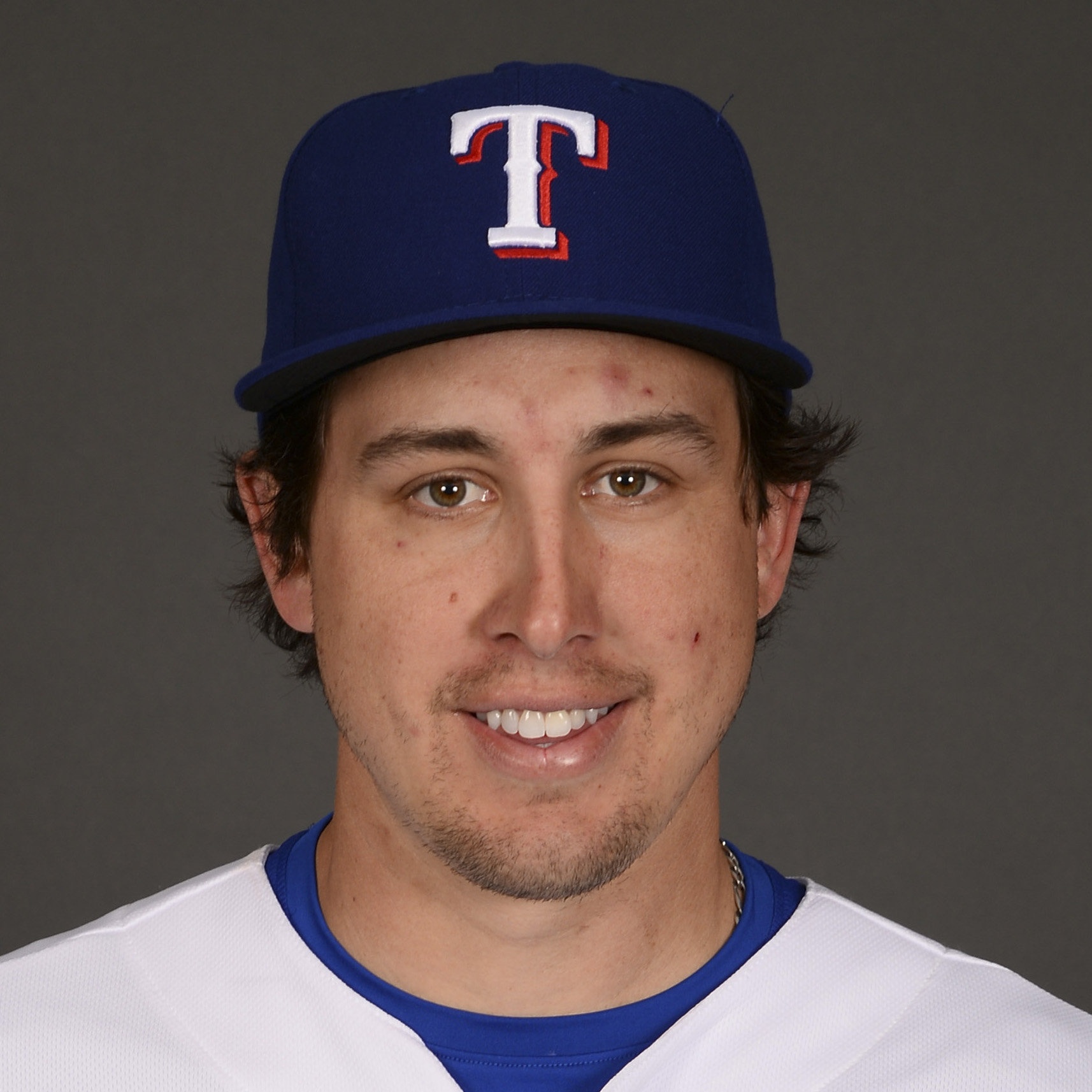 Derek Holland Headshot