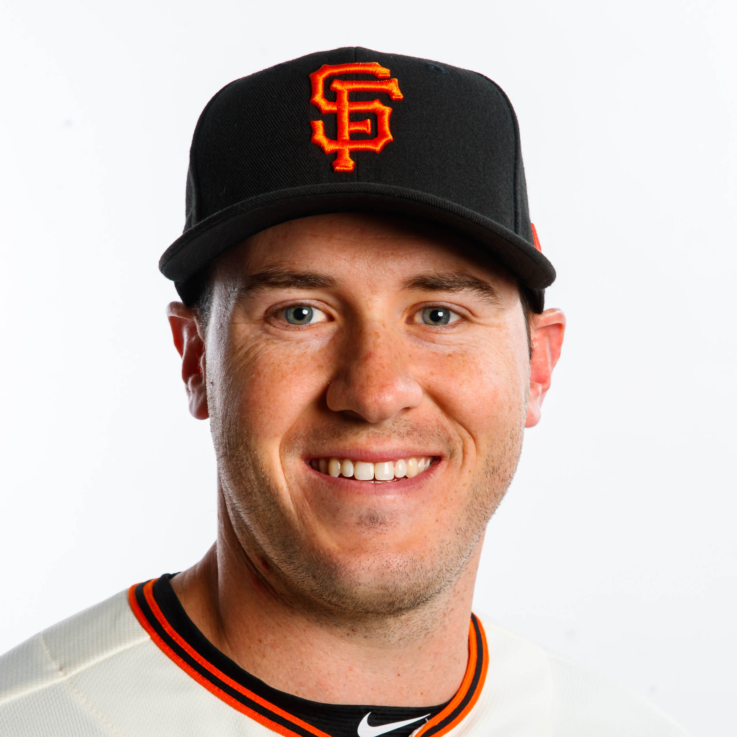 Ty Blach (L) Headshot
