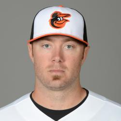 Chris Tillman Headshot
