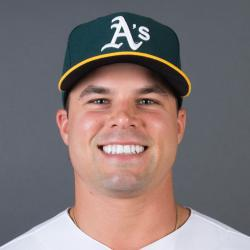 Jake Smolinski Headshot