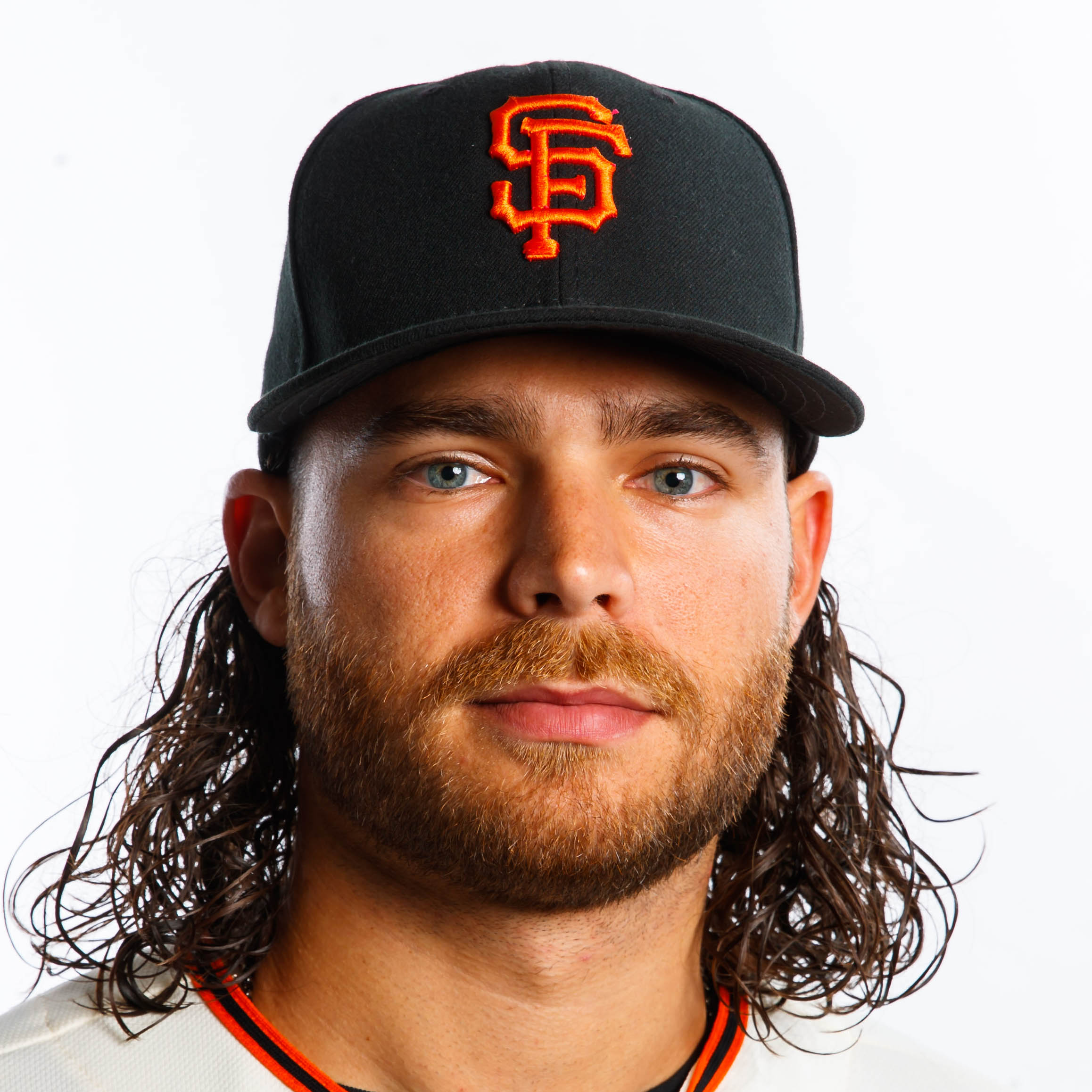 Brandon Crawford (L) Headshot