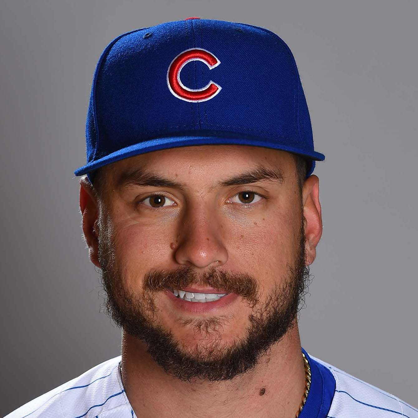Albert Almora Headshot