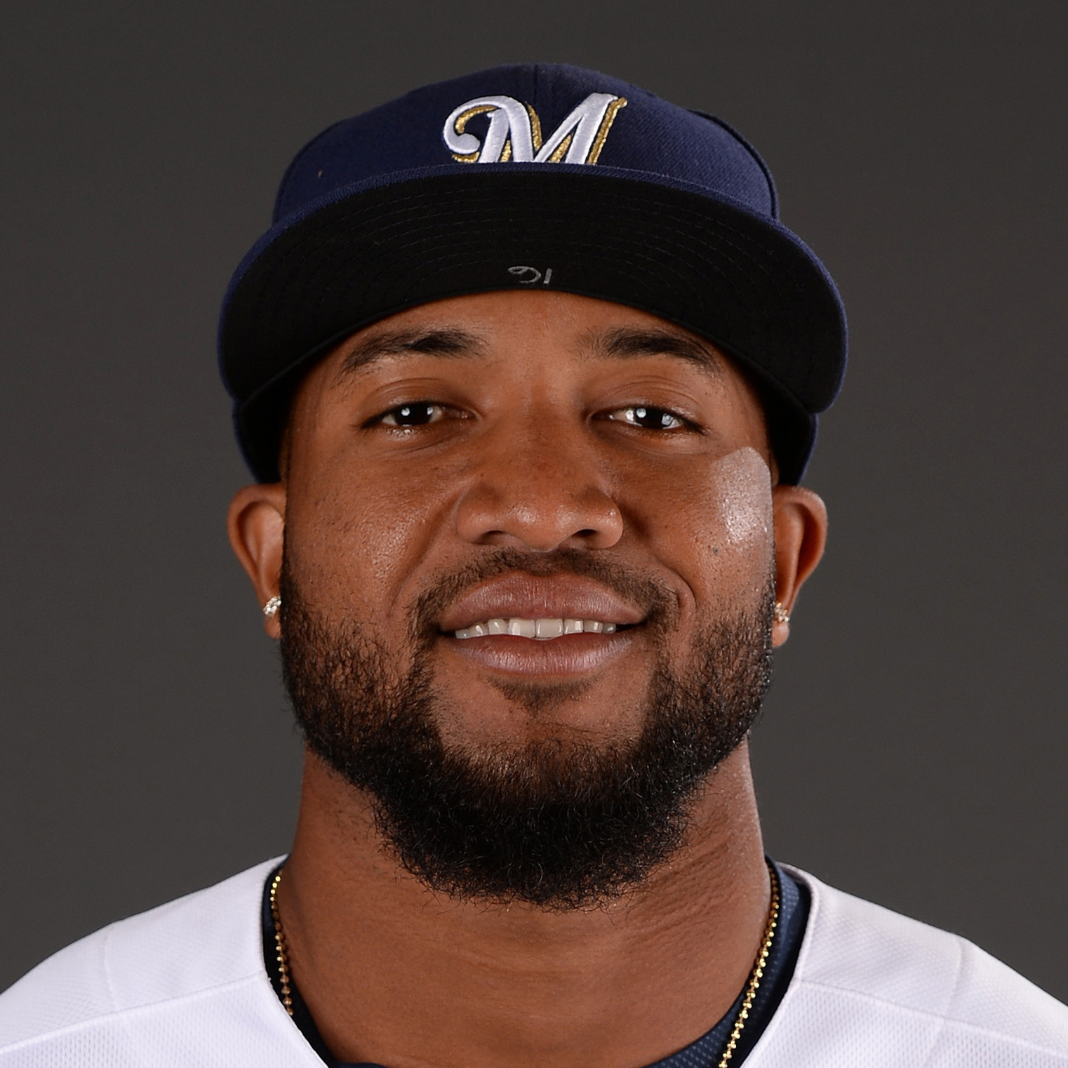 Domingo Santana Headshot