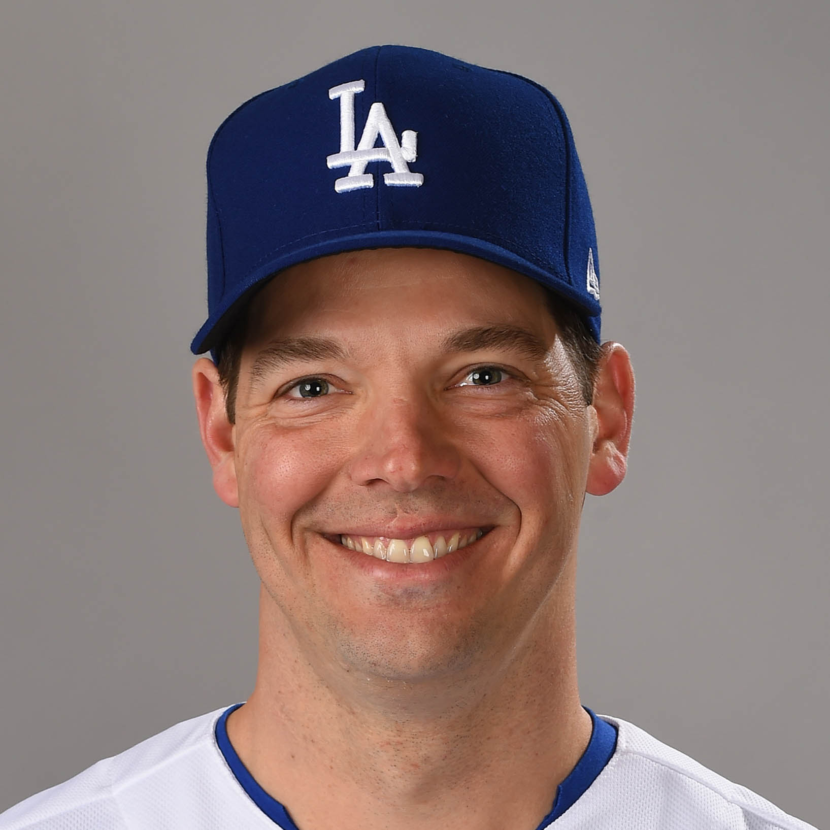 Rich Hill (L) Headshot