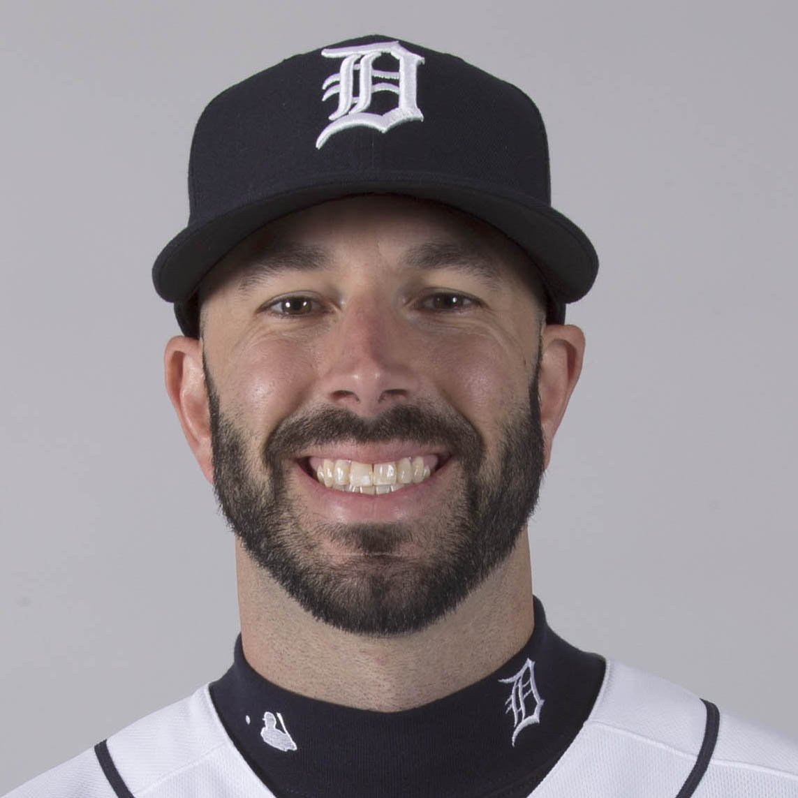 Mike Fiers (R) Headshot