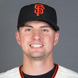 Joe Panik Headshot