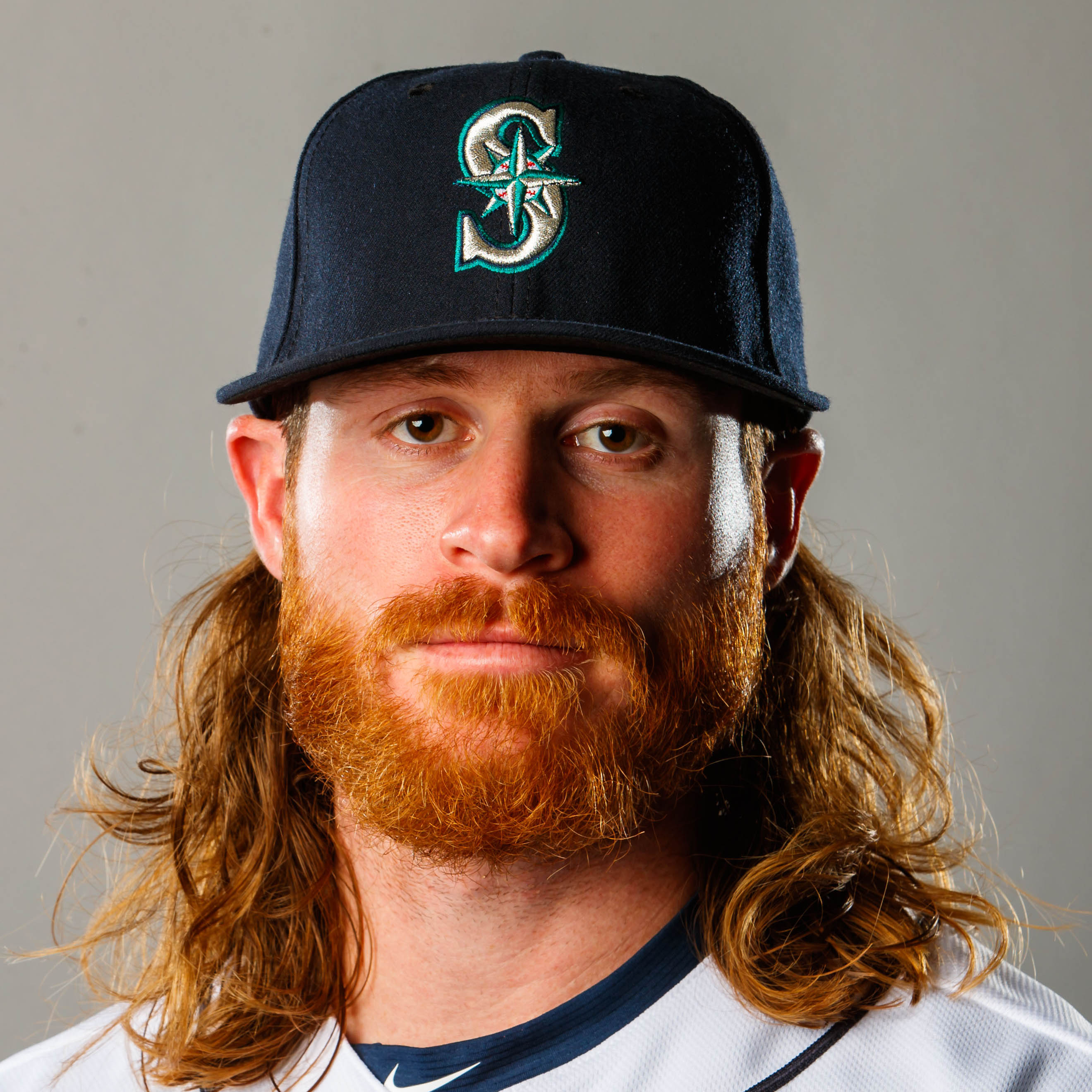 Ben Gamel (L) Headshot