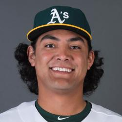 Sean Manaea (L) Headshot