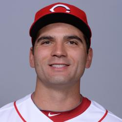 Joey Votto Headshot