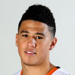 Devin Booker Headshot
