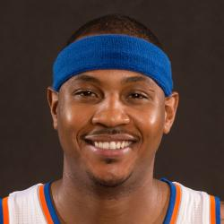 Carmelo Anthony Headshot