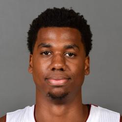 Hassan Whiteside Headshot