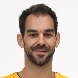 Jose Calderon Headshot
