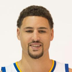 Klay Thompson Headshot