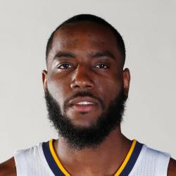 Rakeem Christmas Headshot