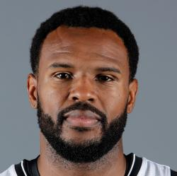 Trevor Booker Headshot