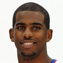 Chris Paul Headshot