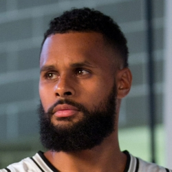 Patty Mills Headshot