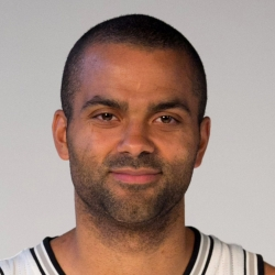 Tony Parker Headshot
