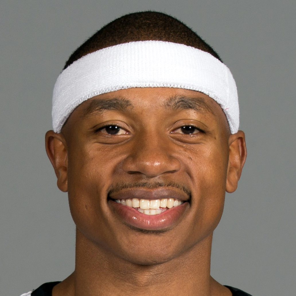 Isaiah Thomas Headshot