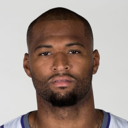 DeMarcus Cousins Headshot