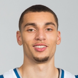 Zach LaVine Headshot